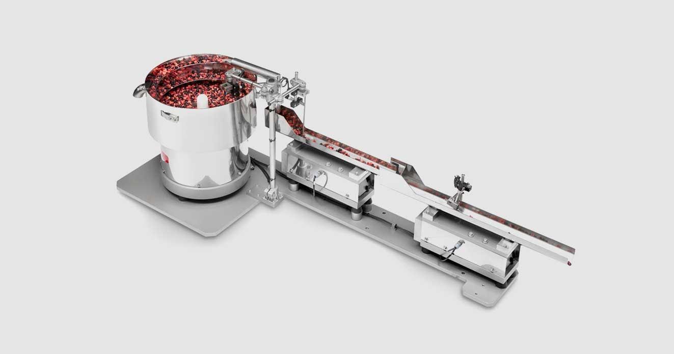 vibrateurs industriels et systèmes vibrants de haute qualité et efficacité