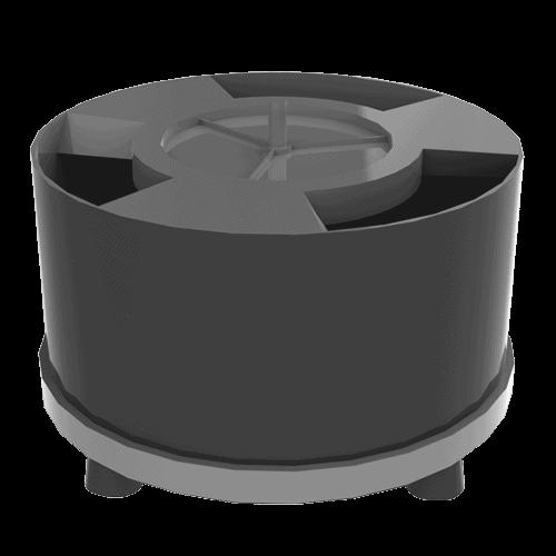 Unités motrices électromagnétiques Vibreurs circulaires pour cuves