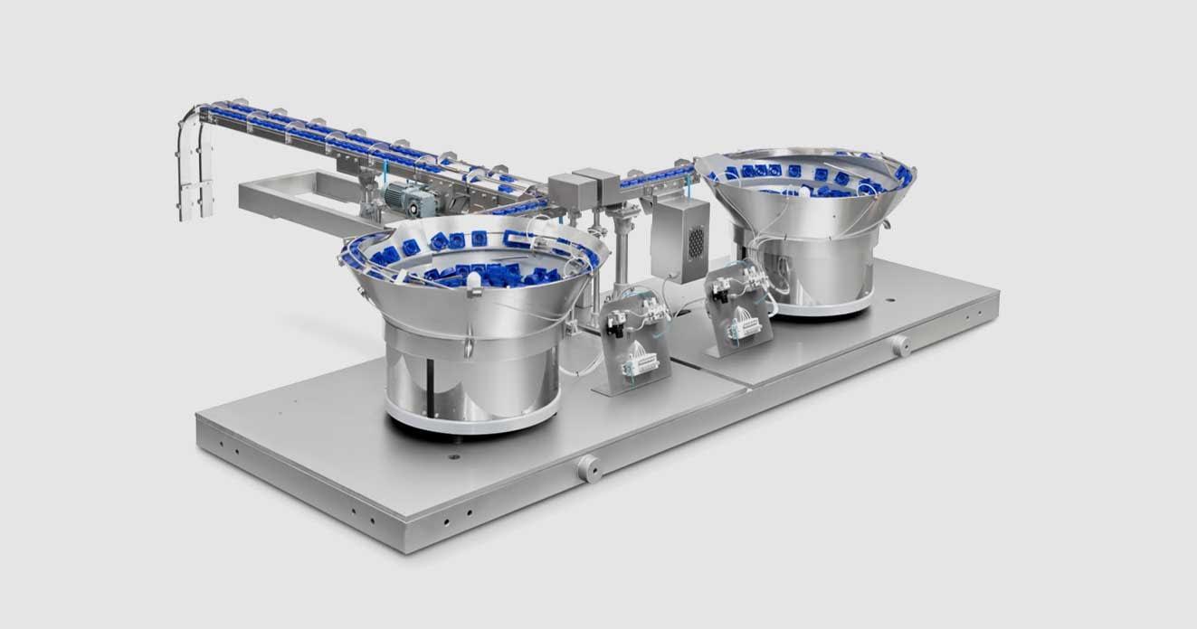 machines de comptage et de vérification des produits efficaces pour l'industrie alimentaire