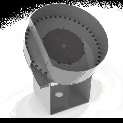 Unités de positionnement électromécaniques Bol rotatif