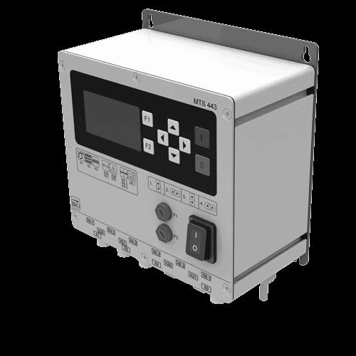 Unités de contrôle pour vibreurs