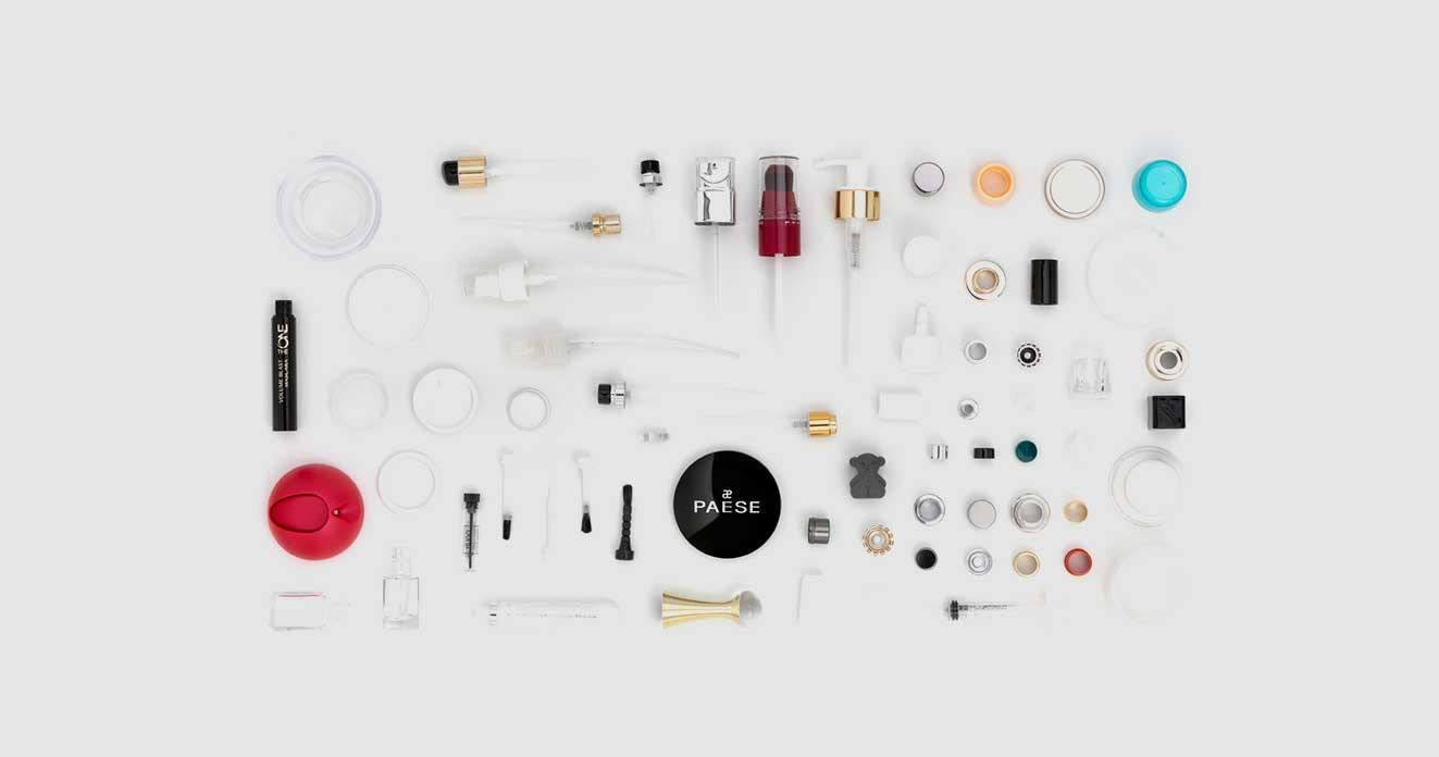 Sistemas de internação profissional para produtos do setor cosmético