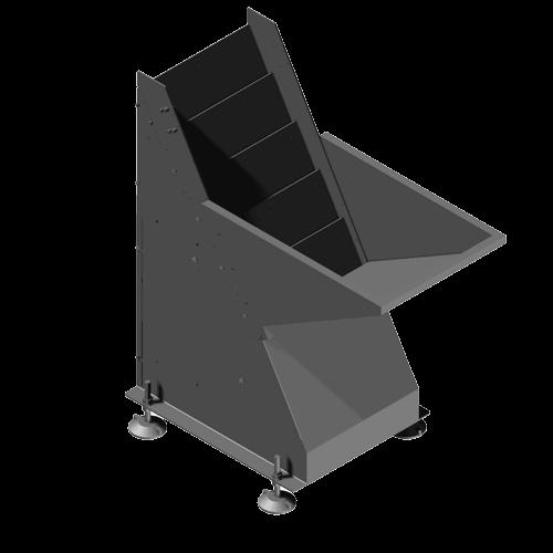 slats oscilantes - Unidades e conjuntos de autonomia com elevação