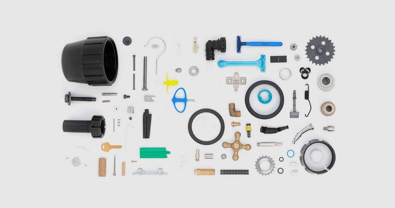fabricação de todos os tipos de objetos