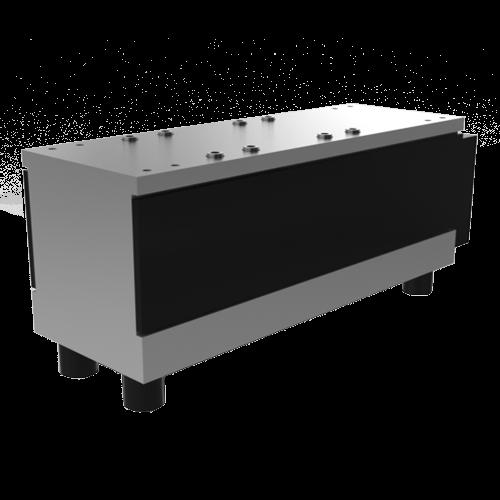 Unidades de acionamento eletromagnético Vibradores lineares para guias